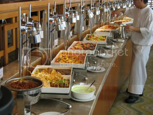 Main Buffet