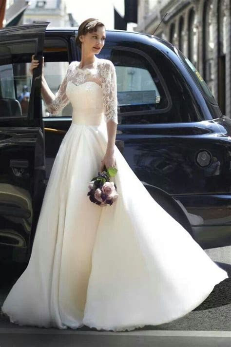 Classic Wedding Dresses from Top Designers   Forever and