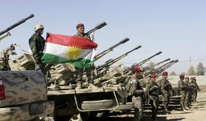 Κινήσεις κουρδικών στρατευμάτων προς το Κιρκούκ…