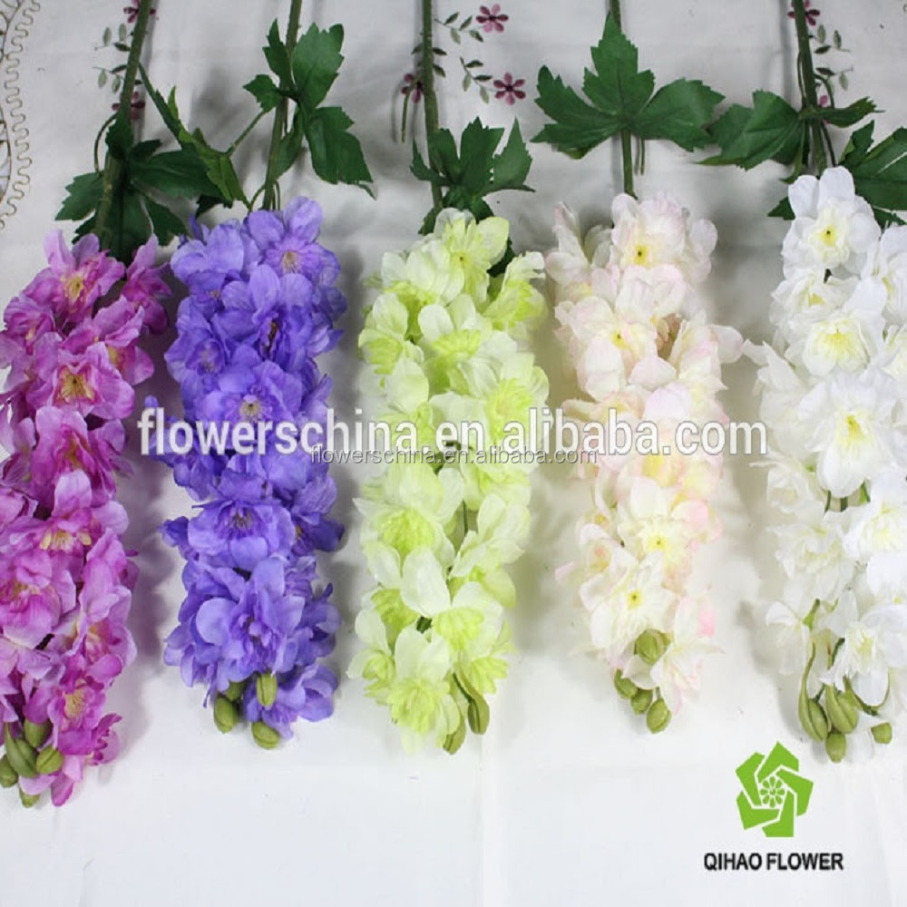 Wholesale 100cm Artificial Flowers,Artificial Orchid