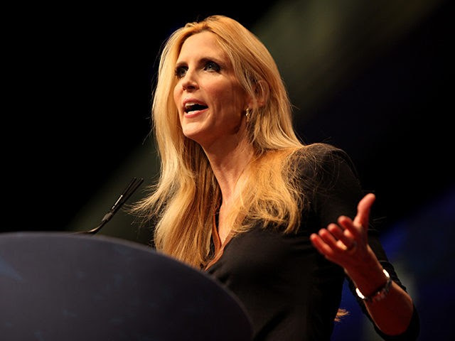 Image result for ann coulter berkeley