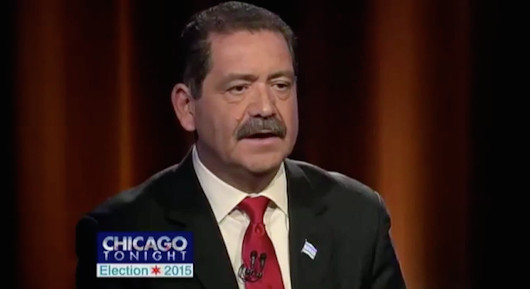 WTTW's Phil Ponce Crossed the Line in Asking Chuy García About His Son's 'Gang' Past