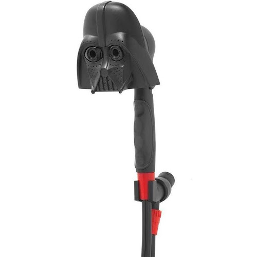 Oxygenics 74151 Star Wars Darth Vader Handheld Shower Head