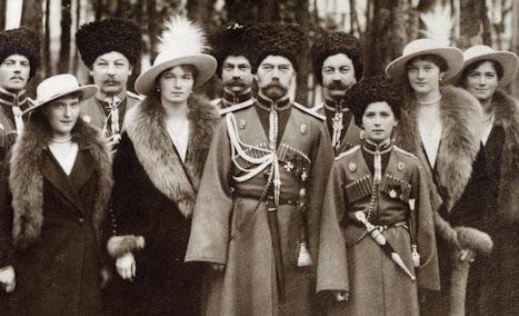 Resultado de imagem para dinastia Romanov