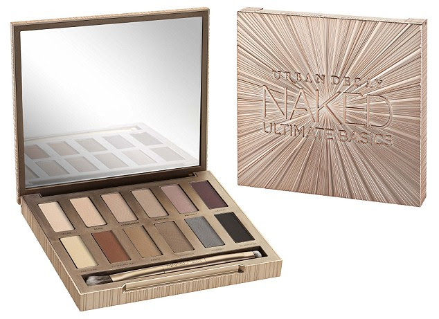 New makeup palette releases