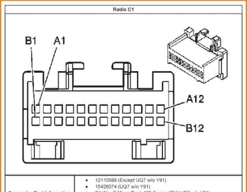 70 Lovely 2005 Chevy Impala Radio Wiring Diagram