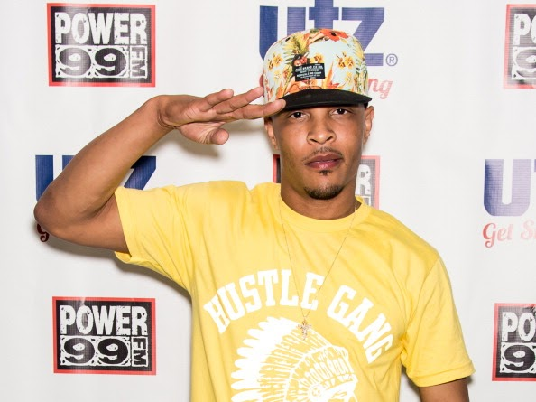 New Music ~ Whatever You Like ~ T.I. - Straight From The