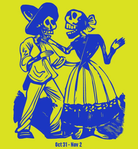 Save the Date : Day of the Dead | Dia de Muertos 2015