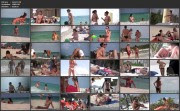 Beach Babes Yucatan 09 (Nude and Topless Beach - Spy Cam)