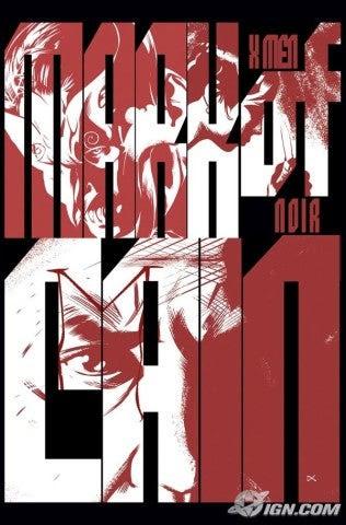 X-Men Noir: Mark of Cain Picture
