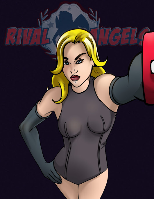 Commission Monday - Chloe De Sade - Rival Angels