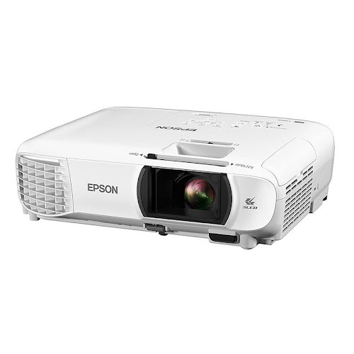 Epson Home Cinema 1060 Full HD 3LCD Home Theater Projector with Built-In Speaker, 3100 Lumens - V11H849020