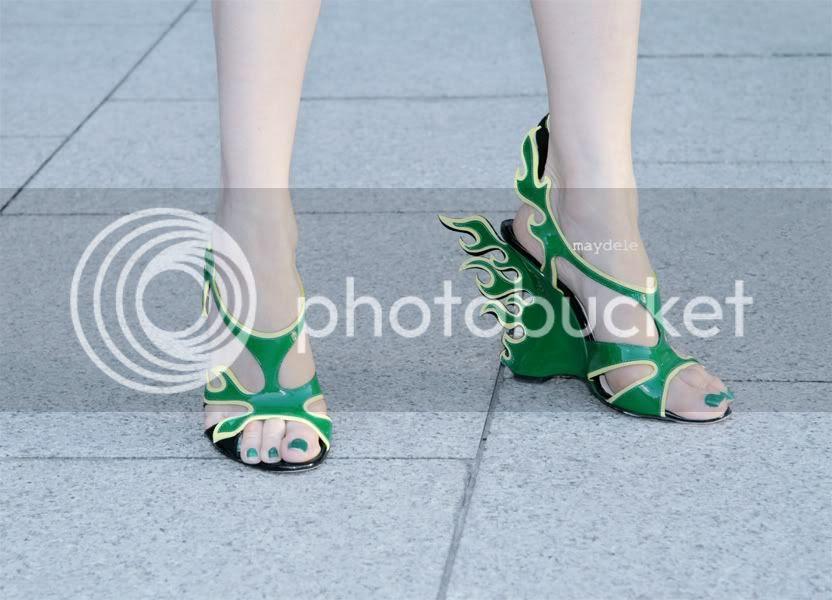 Prada spring summer 2012 shoes