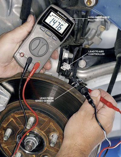 Anti Lock Brakes Abs Brakes Troubleshooting How To Troubleshoot Anti Lock Brakes Problems