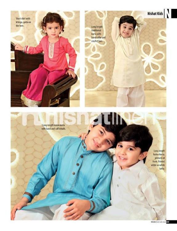 Nishat-Linen-New-Latest-Eid-Suits-Kids-Wear-Dresses-Collection-2013-3