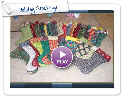 Click to play Holiday Stockings