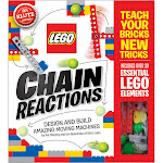 Klutz Lego Chain Reactions Book Kit