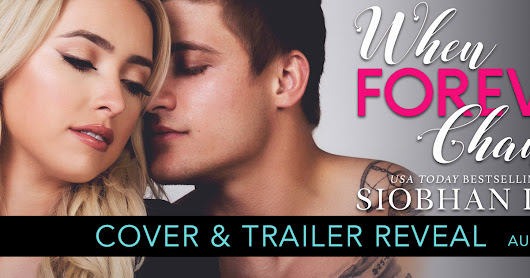 Cover Reveal for When Forever Changes by Siobhan Davis