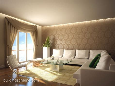 surprising wallpaper design  living room homesfeed