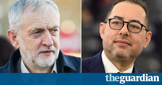 Socialist MEPs' leader: MPs who defied Corbyn on Brexit were 'correct' | Politics | The Guardian