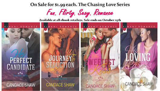 The Chasing Love Series is On Sale!