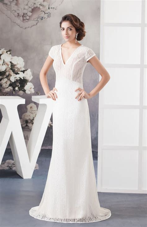 with Sleeves Prom Dress Modest Fashion Country Semi Formal