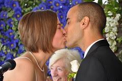 Tarya and TJ Wedding - Bride and groom 3