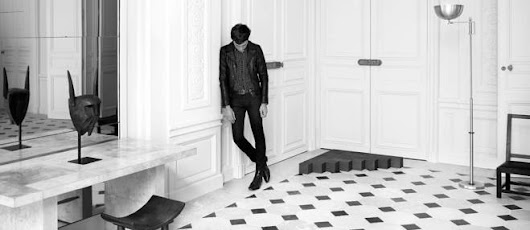 Le« club privé » de la mode Saint Laurent - Le Point