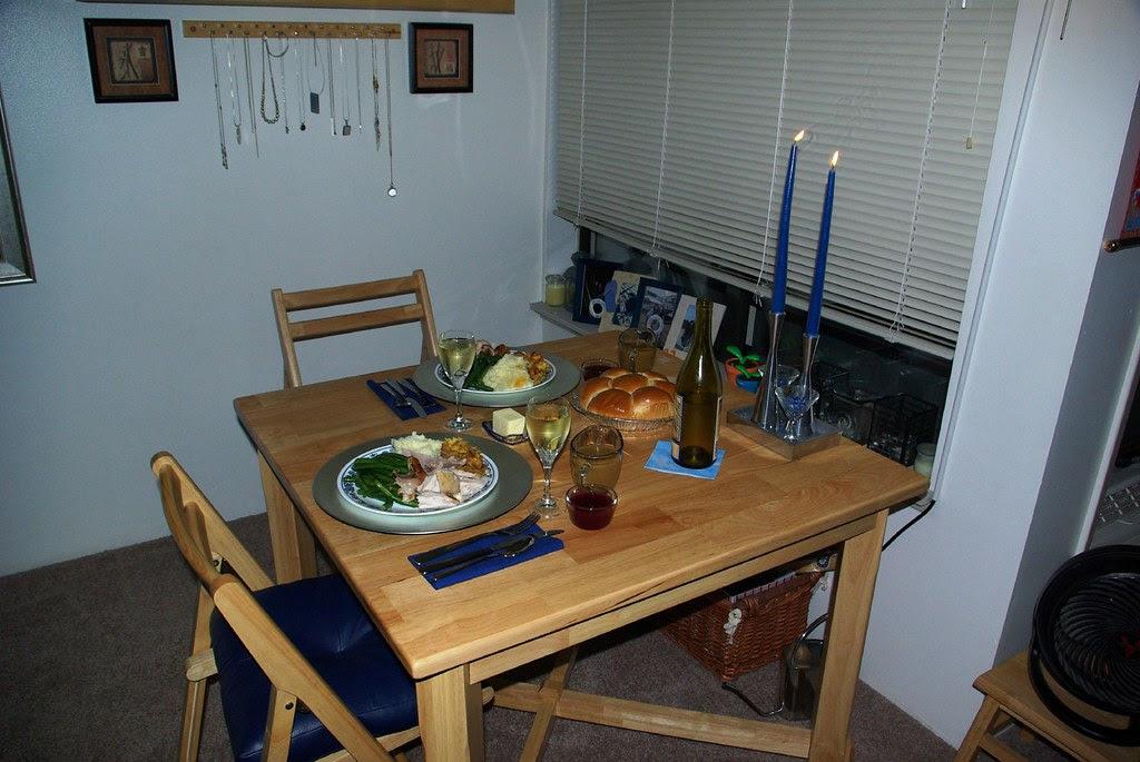 2007-11-22 Thanksgiving Dinner
