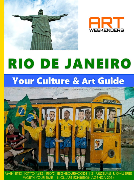 Rio de Janeiro Cultural Travel Guide - by Art Weekenders