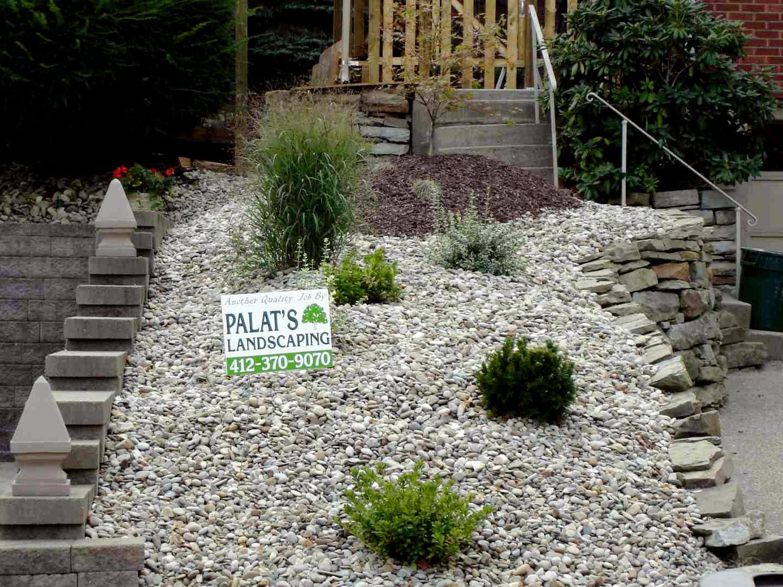 landscaping ideas with rocks - landscape ideas