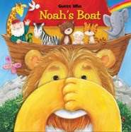 Guess Who Noah's Boat  -     By: Matt Mitter