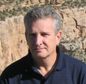 Headshot for author Andrew Perterson