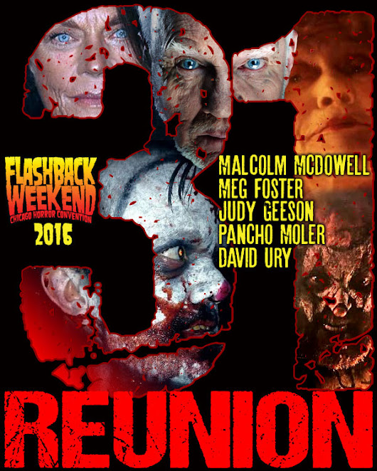 Rob Zombie's 31 Reunion Coming to Flashback Weekend 2016