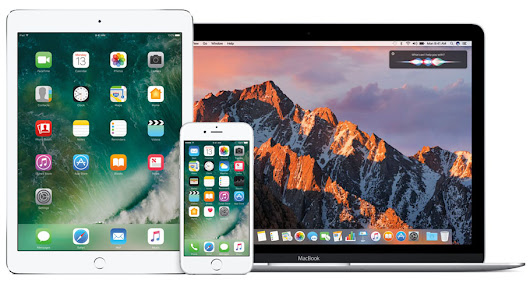 iOS 10 i macOS Sierra: tapety do pobrania na iPhone, iPad i Mac
