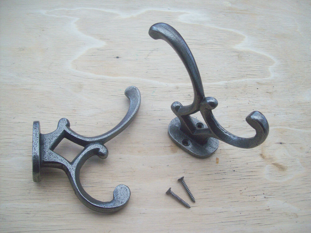 10 x Old English Victorian Vintage Style antique Cast Iron ...