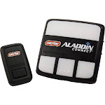 Genie - Aladdin Connect Garage Door Controller - Black