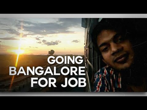 Going Bangalore To Search Job After College || ROADMAP #1 || Swarnil Job Episode #1