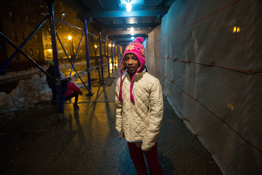 Invisible Child: Dasani's Homeless Life
