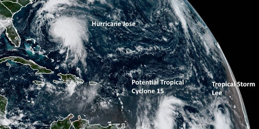 An update on Hurricane Jose and the next threat behind it