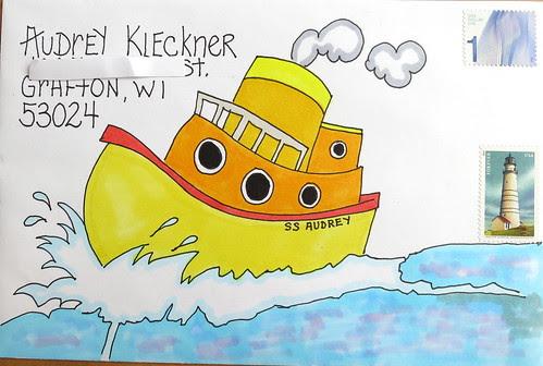 """The Yellow Yacht"""