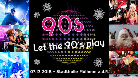 90's: Let the 90's play®: Groove until today