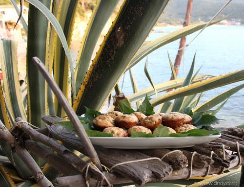 muffins zucchine