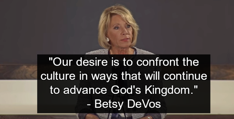 Image result for betsy devos quotes
