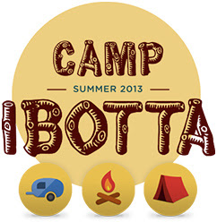 Camp Ibotta - Summer 2013