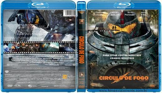 Círculo De Fogo (Pacific Rim) Torrent