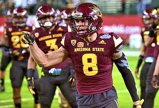 UNIFORMITY Installment 15: Ranking ASU's 2015-16 Uniform Combinations