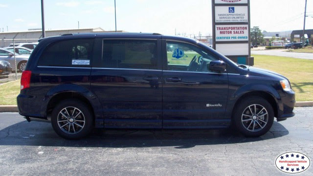 Oklahomas Top Choice For Quality Wheelchair Van Sales At