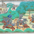 Chronicles, Lancelot and a Journey to Jerusalem: Royal Manuscripts Now Online