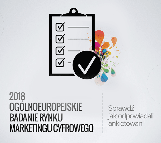 60% marketerów przy wyborze nowej pracy nie wybrałoby pracy w marketingu (2018 European Digital Marketing Survey) | Marketing Automation Email Marketing Blog – Triki i Porady dla Marketerów